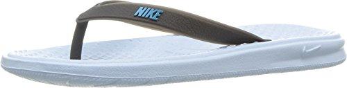 Nike Solay Thong (Gs/Ps) - cobalt tint/neo turq-anthracit - Sandalen-Kinder, Größe #:7Y (Männer Nike Für Sport-uhren)