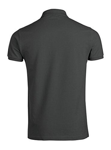 Maratus Herren Bio Piqué - Poloshirt FAIR WEAR Anthrazit