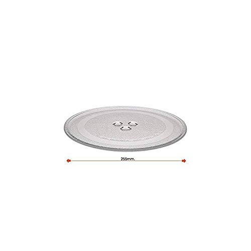 Remle - Plato giratorio microondas diámetro 255mm - Balay - Daewoo