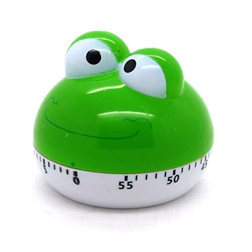 Eieruhr Kurzzeitmesser Wecker Küchentimer Küchenuhr Schaltuhr Timer Kochhilfe Cross Eyed Frog