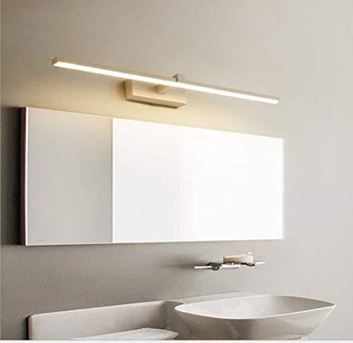 WIVION Lámpara De Baño LED, Lámpara De Espejo Aplique De Baño LED 6000K Luz Blanca para Espejo Muebles...