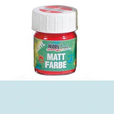 Hobby Line Acryl-Mattfarbe, 50ml, Eisblau [Spielzeug]