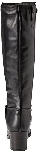 Aldo Cuzzego - Stivali donna Nero (Black (Black Leather/97))