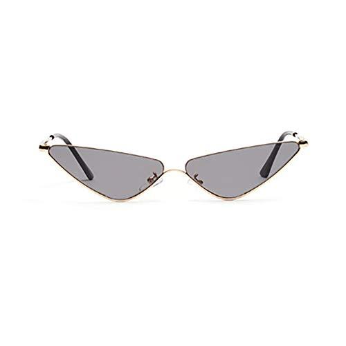 FYrainbow Retro-Dreiecks-Sonnenbrille, fahrende Sonnenbrille am besten für den Angeln Golf Outdoor-Shopping AC-Objektive UV400,B