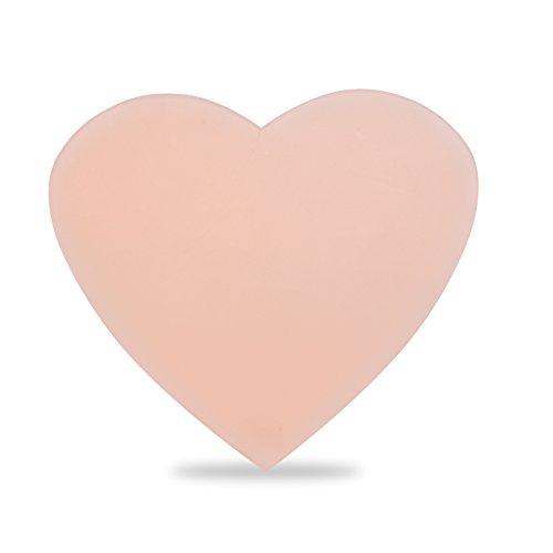 Zantec Frauen medizinischer Grad Silikon Antifalten Brust Auflagen wiederverwendbares unsichtbares selbstklebendes entfernen Falten Kasten Auflage