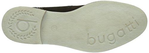 Scarpe Stringate Bugatti D8026pr3 Uomo Derby Marrone (caffè 686)