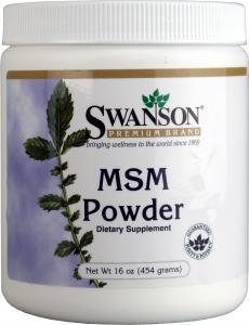 Swanson MSM Powder (454g) from Swanson Health Products