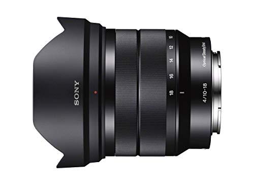 Bild 3: Sony SEL-1018 Ultra-Weitwinkel-Zoom-Objektiv (10-18 mm, F4, OSS, APS-C, geeignet für A6000, A5100, A5000 und Nex Serien, E-Mount) schwarz