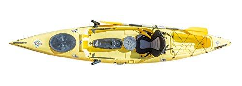 Kayak Ikaipa Angler Experto (Amarillo)