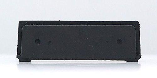 Pad en caoutchouc TECHNICS RMG0483-K pour couvre-plateau dustcover de Platine vinyle Technics Panasonic SL-1200 DJ