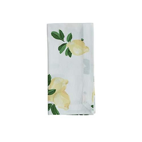 Kate Spade New York Make Lemonade Serviette, Baumwolle, Multi, 20x20
