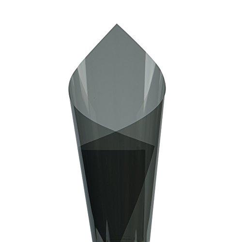 HOHO 0,1 mm Nano en céramique véhicule Window Film Solaire teinté Bloc Soleil Réglage de Chaleur pour Auto côté Vitre arrière