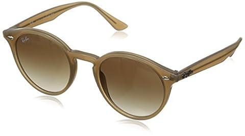 Ray-Ban mixte adulte Rb 2180 Montures de lunettes, Marron (Brown), 49