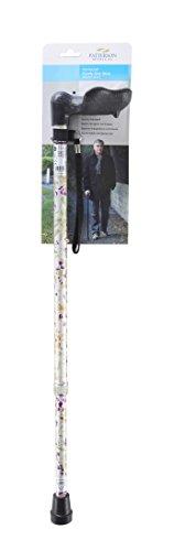 Homecraft - Bastón diestros empuñadura ergonómica