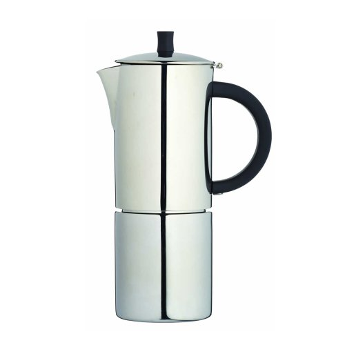 Kitchen Craft Le' Express Espressokocher Edelstahl 600 ml