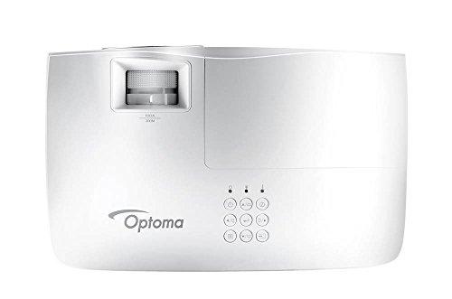 Optoma EH461 DLP Projektor (Full HD, 5000 Lumen, 3D Zoom 1,2x) - 4