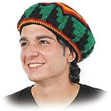 DISBACANAL Gorro Rastafari