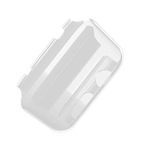 vkospy 2pcs 38 / 42mm PC Feld transparente Fall Ersatz für iWatch Series 1 2 3 Stoß- Abdeckung dünne Schutzschicht Shell -