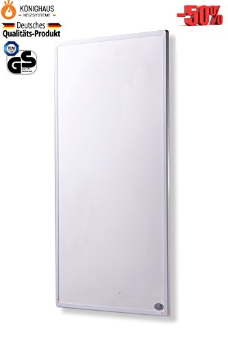 Calefactor de infrarrojos de 600 W