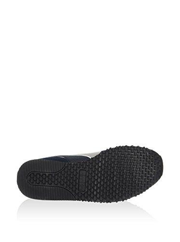 Diadora - Malone, Sneaker Unisex – Adulto Navy Tuareg / Grey Ash Dust