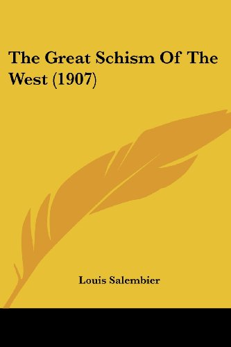 The Great Schism of the West (1907)