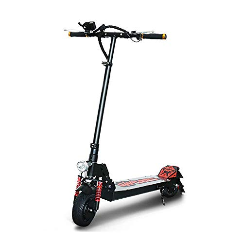 XPZ00 8 Zoll Stoßdämpfung Breite Reifen Mini-Falten Elektro-Fahrrad-Elektro-Roller Erwachsene Faltbare Reise-Generation Fahren