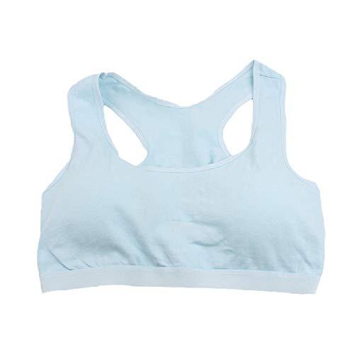 MOIKA Sport BH for 10-15 Jahre alt, Kinder Mädchen Unterwäsche BH Tops Kinder Bequem Bustier Sport Unterwäsche Kleidung