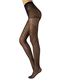 Amazon.fr   Collant Coeur - Chaussettes et collants   Femme   Vêtements a7dd12d8654