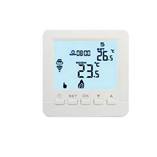 fghfhfgjdfj Smart Iso und Android Controller App Thermostat für Kessel und Kühler WiFi Temperaturanzeige Regler HY02B05WW-2 -