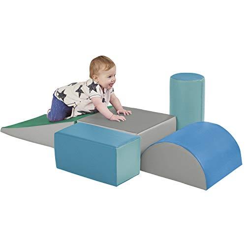 ettern und kriechen Schaumstoff Play-Set für Kleinkinder und Vorschüler, Contemporary, 1 ()