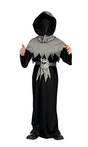 (Kinderkostüm 78028 - Skull demon, schwarz)