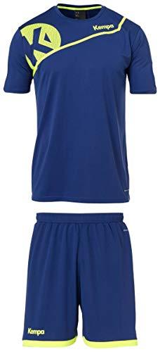 Kempa Core 2.0 Training Set Trikot und Short Handball dunkelblau Kinder dunkelblau, 116