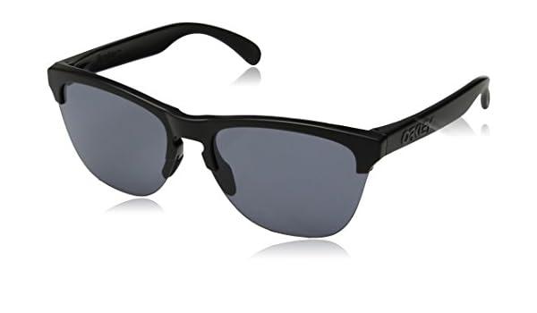 Oakley Sonnenbrille Frogskins Lite Matte Black/Grey uNIqwwx