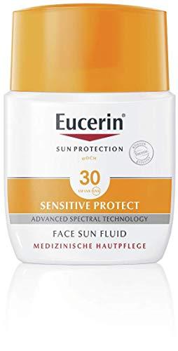 Eucerin Sensitive Protect Face Sun Fluid LSF 30, 50 ml Fluid
