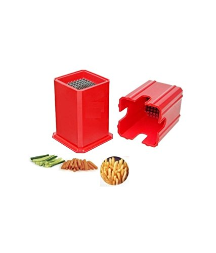 Potato Chipser French Fries & Finger Chips Cutter  available at amazon for Rs.173