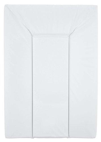 Looping Matelas à Langer 3 Pentes en PVC Dimension 48 x 77 cm Blanc