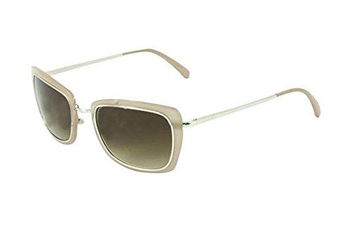 3e2eb9960f Chanel CH4203 C101S8 Womens Sunglasses Glasses Black - Color Silver Beige -  Buy Online in Oman.