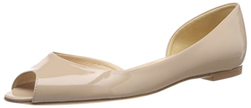 Fabio rusconi schaftballerinas, ballerine punta aperta donna, beige (nude), 39 eu