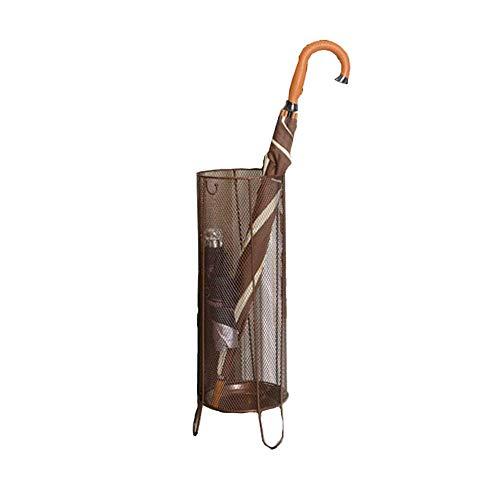AOLI Paragüero, estante almacenamiento paraguas piso