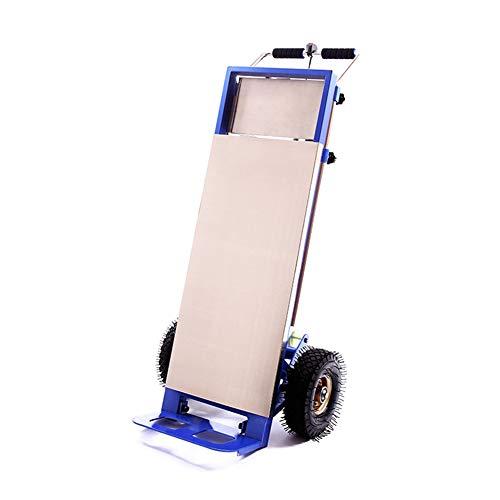 CRZJ Le Chariot s'élevant d'escalade d'escalier, il est employé couramment dans Le Transport des Marchandises et de l'équipement tels Que Les appareils ménagers, Les Boissons, Les réfrigérateurs