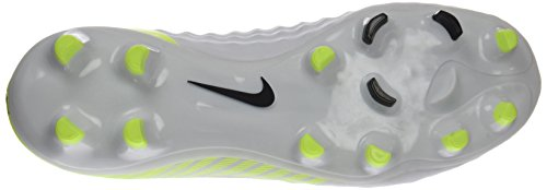 Nike Magista Onda Ii Fg, Scarpe da Calcio Uomo Bianco (White/black-volt-pure Platinum)