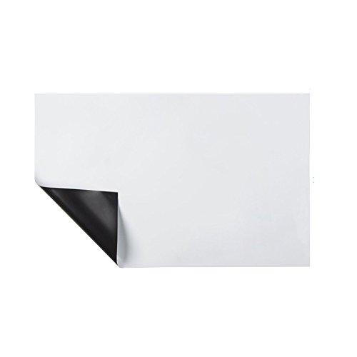 Trifycore Preciosa pizarra adornada con placa de refrigerador Cocina semanal Lista de compra de refrigerador de planificador, encimeras fáciles de limpiar y nueva tecnología antiincrustante