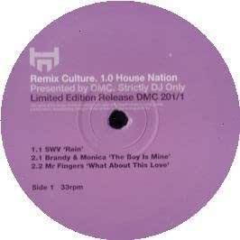 Mr Fingers / What About This Love (Circulation Dub Mix)