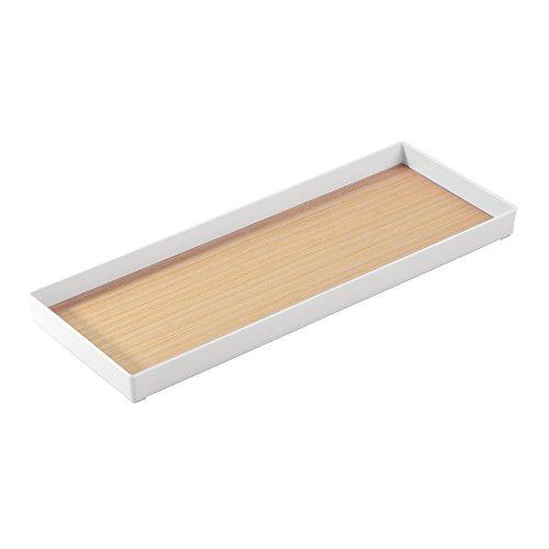interdesign-90670eu-realwood-rangement-pour-meuble-de-salle-de-bain-bois-blanc-4043-x-1524-x-292-cm