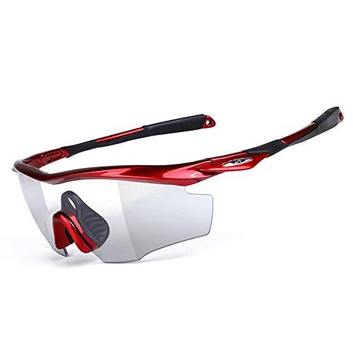 Fahren Reiten Objektiv Sonnenbrille Mit Für Motorrad Fahrrad Outdoor-Aktivitäten Sport Intelligente Brille (Color : White)
