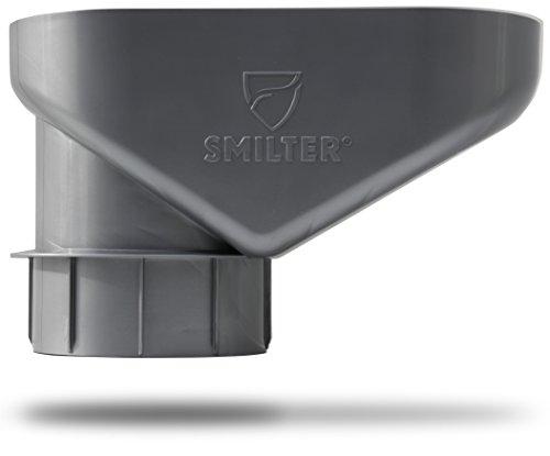 Preisvergleich Produktbild Laubfilter (Silbergrau Metallic)
