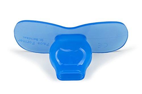 Faceformer - anti-ronquidos Trainer - efectiva tapón del ronquido - buena alternativa a los dilatadores nasales, tiritas nasales, pinzas nasales, aerosoles nasales, ronquidos boquillas, anti- ronquidos férulas y anillos anti-ronquidos (SomniShop Set S 425)