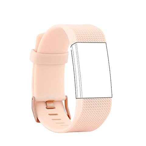 Fit-power de remplacement en silicone Band/sport Strap Band pour Fitbit