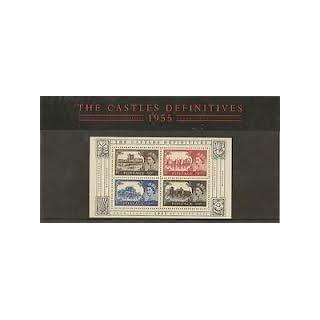 The Castles Definitives Royal Mail PRESENTATION PACK