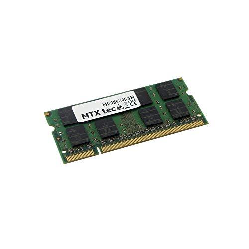 Arbeitsspeicher 2GB RAM für Medion Akoya E1210 MD97160 DDR2 SODIMM - 800 MHz PC2-6400 - 800 Pc2 6400 Laptop Arbeitsspeicher